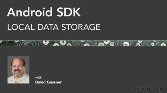 Lynda - Android SDK: Local Data Storage  http://tutdownload.com/all-tutorials/programming/microsoft/windows-phone-microsoft/lynda-android-sdk-local-data-storage/