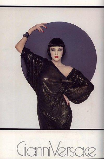 Gianni Versace model Susie Bick!