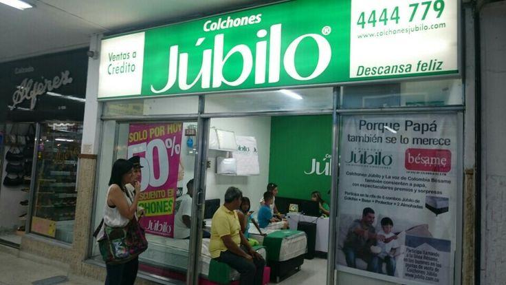 Colchones Júbilo Junín en Medellín, Antioquia