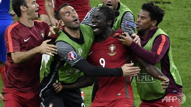 Football Eder's goal for Portugal beats France to win Euro 2016 - Channel NewsAsia