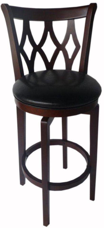 Деревянный барный стул N-203 Деревянные стулья