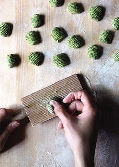 Spinach Ricotta Gnocchi Recipe