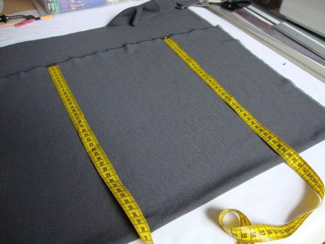 Jurnal de croitorie, tricotat si quiltuit: Croitorie pentru incepatoare - Croitul unui tricou (tutorial pas cu pas) / Cum se determina firul drept al materialului