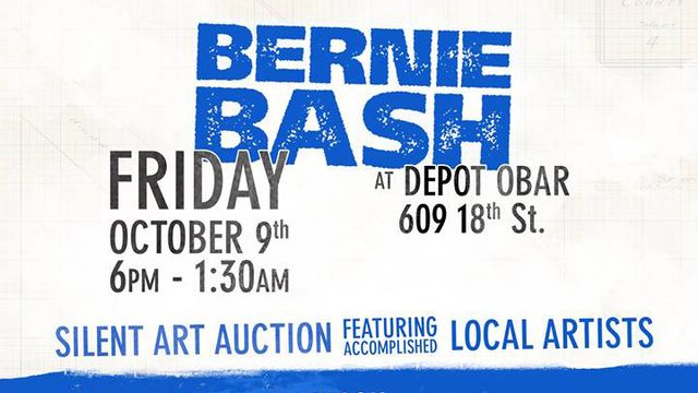 Local Supporters of Bernie Sanders to Hold Event