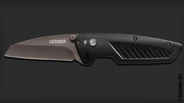 Razorfish и Fullback   новые карманные ножи Gerber