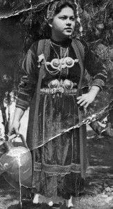 Female Costume from Epirus