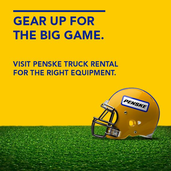 Is your business ready for the big game call 1 800 penske 1 for all