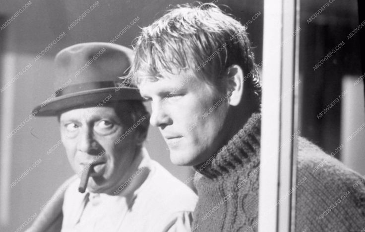photo Nick Nolte Norman Fell Rich Man Poor Man 3707a-25