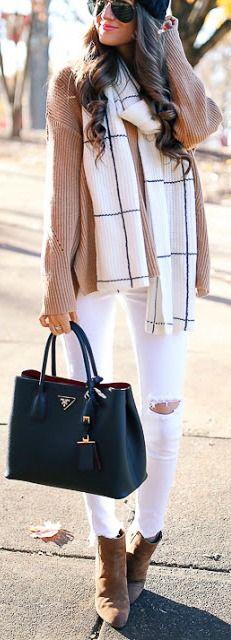 Outfit para esta temporada de invierno