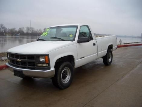 Cheap used Chevrolet 2500 Pickup year 1999 for sale in Missouri for only $2995