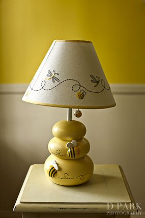 Image detail for -nursery honey pot lamp winnie the pooh baby shower