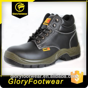 good quality CE certificate steel toe safety shoes for men