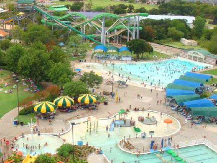Dallas-Fort Worth water park makes a splash as one of America's best