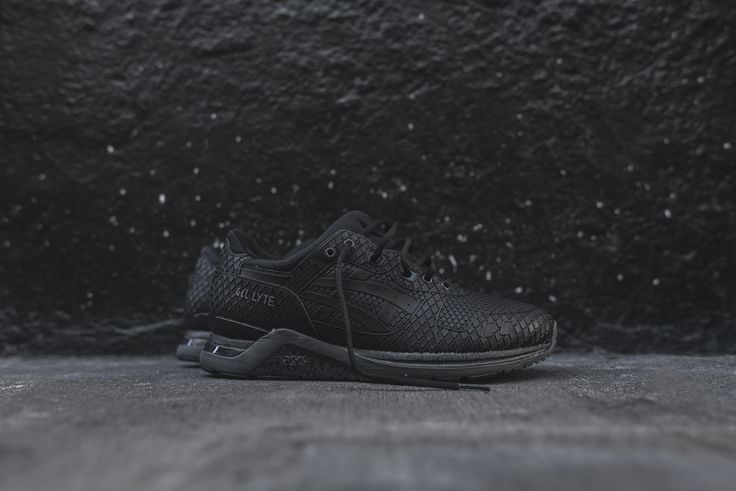 Asics Gel Lyte EVO - Triple Black