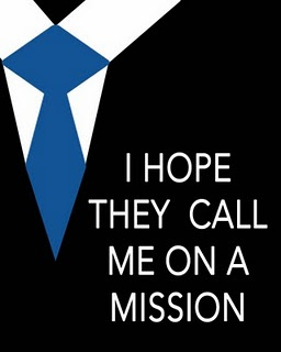 mission printable