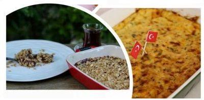 patates keki - fındıklı şerbetli tatlı - deniz orhun - klemantin