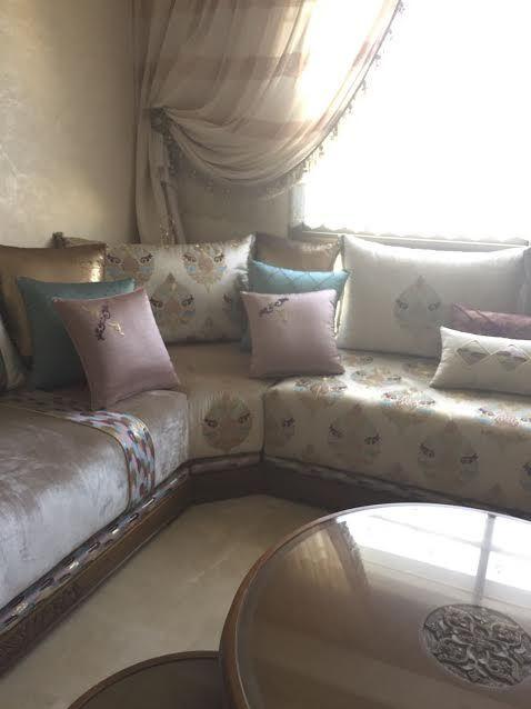 302 besten salon marocain bilder auf pinterest | marokkanische ... - Moderne Marokkanische Wohnzimmer