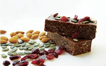 Healthy Snack Recipe: The MNB Energy Bar
