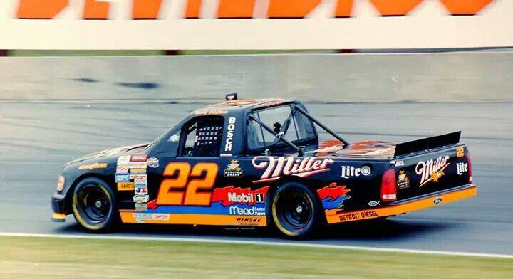 Rusty Wallace  Nascar Truck