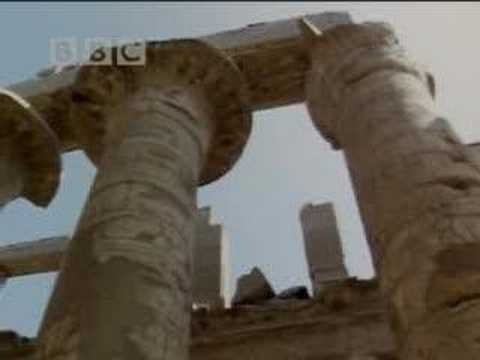 Michael Palin at the Valley of the Kings