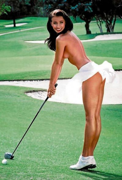 Top 10 Golf Babes — Swing by Swing