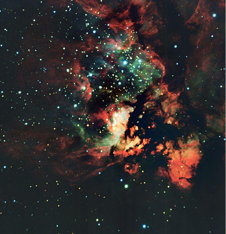 gemini nebula makrokosmos - photo #10
