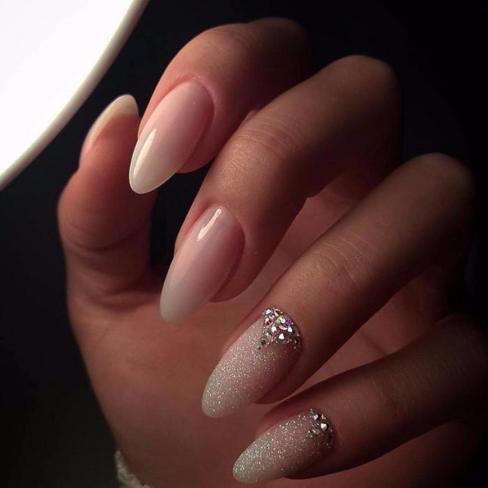 картинки овальные ногти фото девушкой, женщиной для