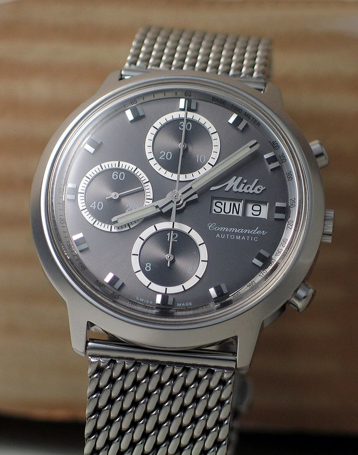 147 best 39 mido 39 switzerland watch images on pinterest clocks switzerland and watches for Mido watches
