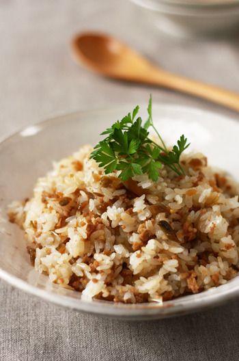豚ひき肉とザーサイの混ぜご飯 by ハナウタさん | レシピブログ - 料理 ...