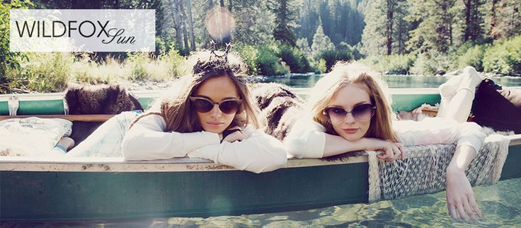 Wildfox is a vintage-inspired women's brand based in Los Angeles. Originally co-created by two women inspired by a love for vintage tee shirts and their friendship. Known for its iconic campaigns, dream-like quality, and clothes that tell a story, since 2007.  Today, Wildfox continues to develop its lifestyle brand with a wide range of Intimates, Swim, Sun, Denim and accessories. We are proud to stock Wildfox Sun here at the MIX.