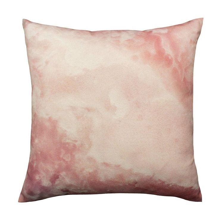 Rose Quartz Cushion 50cm