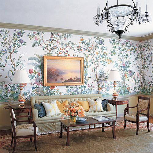 Caleb Anderson Design Pink Room