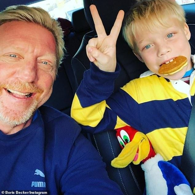 Boris Becker S Ex Lilly Admits 2018 Has Been The Worst Year