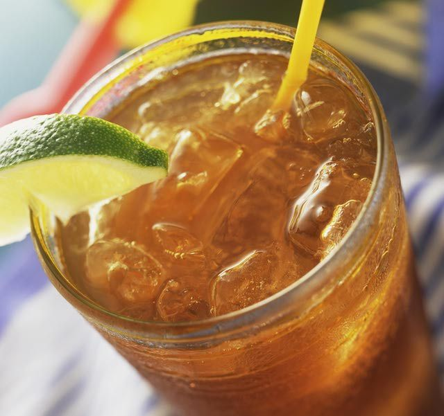 How to Make the Perfect Long Island Iced Tea: Start pouring the spirits, the Long Island Iced Tea takes 5 liquors. Potent and good.