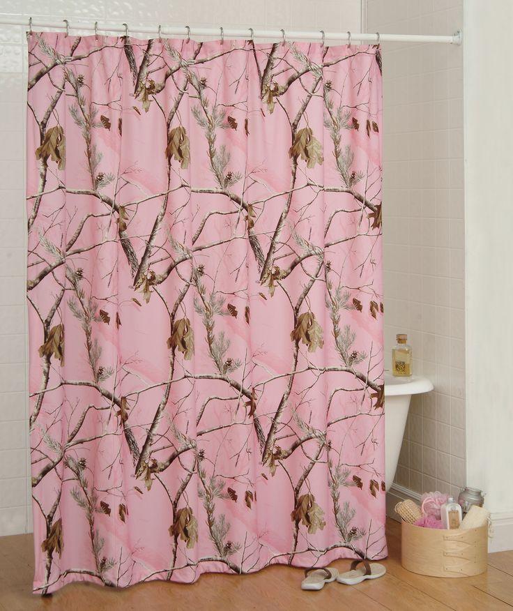 27 best Pink Camo Bed & Bath images on Pinterest | Bedrooms, Pink ...