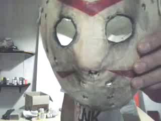 como crear mascara de jason voorhees