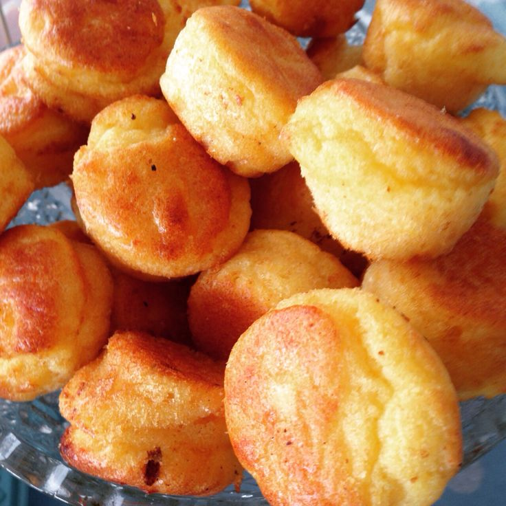 Cheese muffins, muffins de queso