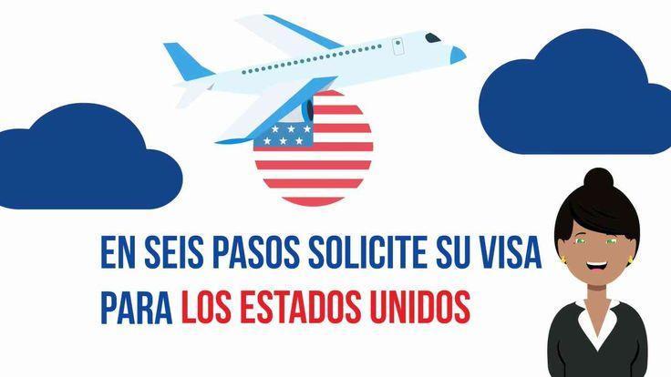 ¿Cómo solicitar la visa para Estados Unidos y cuánto cuesta?   -- No se enrede con el trámite, ni pierda tiempo y dinero con terceros. Le contamos en un paso a paso cómo debe hacer el proceso.