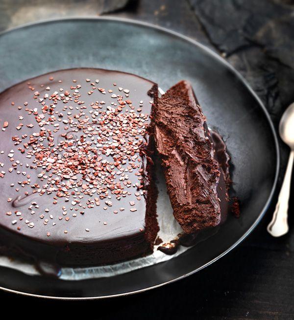 Cake full of Chocolate! #cake