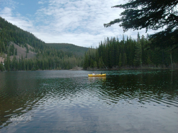 Dog lake near white pass wa kayaking and fishing for Nearest fishing lake