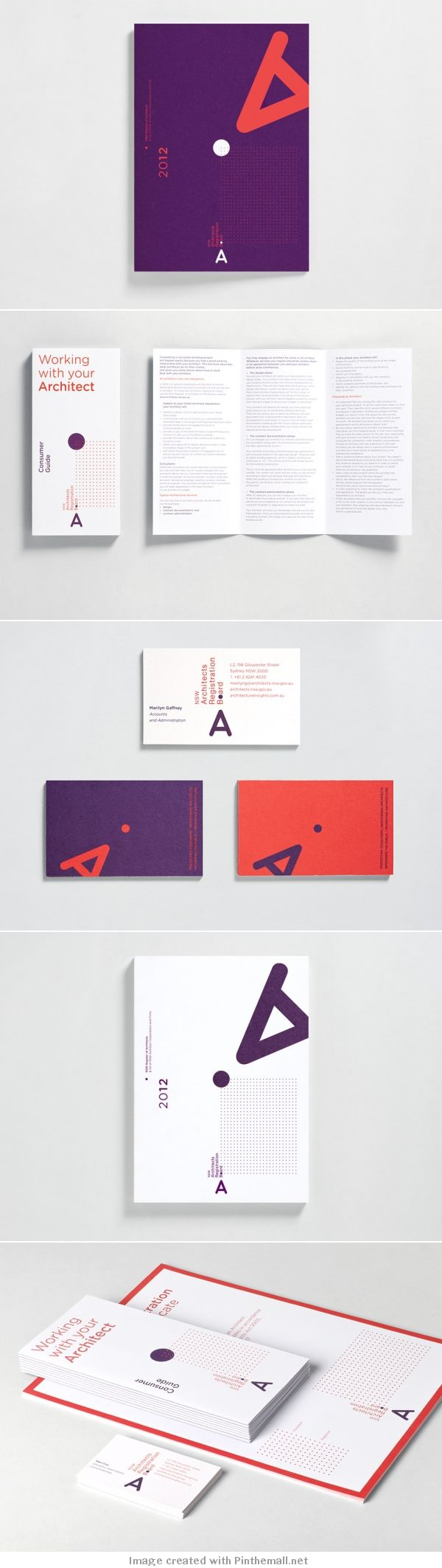 NSW Architects Registration Board by Toko