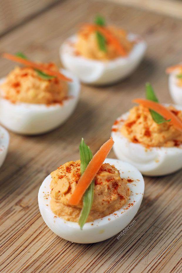Buffalo Deviled Eggs Recipe Deviled Eggs Food Recipes Wow Recipe