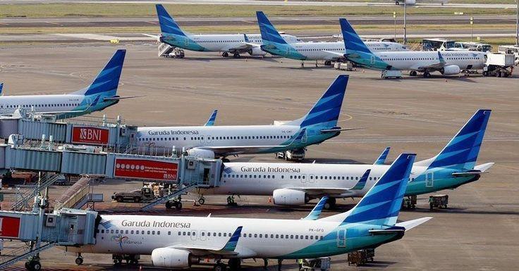 Sebanyak 34 Bandara di Indonesia yang Menangguhkan ...