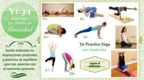 Esta sesión de Yoga está pensada para ayudarte a disminuir la inquietud permanente del cuerpo y de la mente, a través de respiraciones profundas y posturas que nos conectan con el presente -como lo son las posturas de equilibrio-. Es especialmente recomendable para calmar la irritabilidad y el mal humor, liberar las tensiones musculares y las emociones negativas fuertes acumuladas en el pecho, el abdomen y en la espalda baja, aliviar el dolor de cabeza y la agitación respiratoria por tensión…