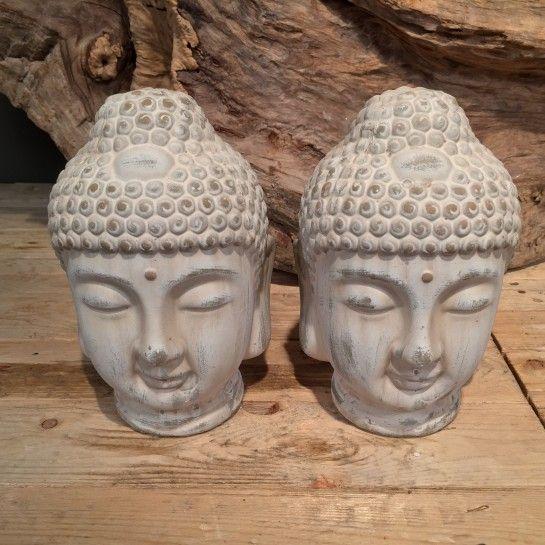 Σετ κεραμικός Βούδας σε ιβουάρ χρώμαγια να διακοσμήσετε τη τραπεζαρία σας, το τραπέζι σαλονιού,το μπουφέ ή τη βιβλιοθήκη σας.http://nedashop.gr/Spiti-Diakosmhsh/diakosmhtika-antikeimena/set-keramikos-ivoyar-voydas