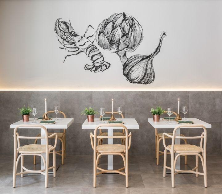 NAC Restaurant By EstudiHac Ontinyent Spain Retail Design Blog