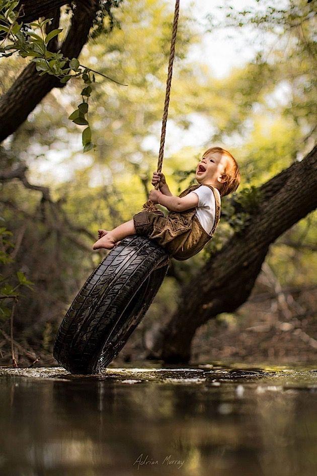 Fotoserie: Die Dokumentation einer glücklichen Kindheit – snygo files001 my children adrian murray