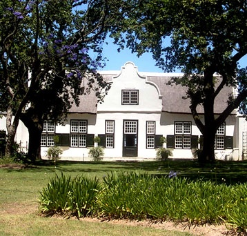 Hawksmoor House - Guesthouse - Wines - South Africa