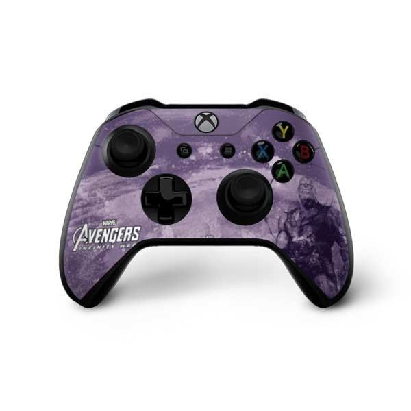 Avengers Xbox Controller Skins By Skinit In The Skinit X Marvel Thanos Chroma Xbox One X Controller Skin Marvel S Evil Villai Xbox One Xbox Xbox Controller