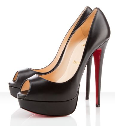Peep Toe Platform pumps